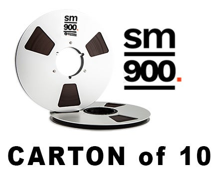 "Image of CARTON of SM900 1/4"" X2500' 10.5"" Metal Reel Hinged Box"