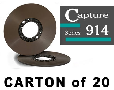 "Image of CARTON of CAP914 1/4"" X2500' 10.5"" Hub ECO Pack"