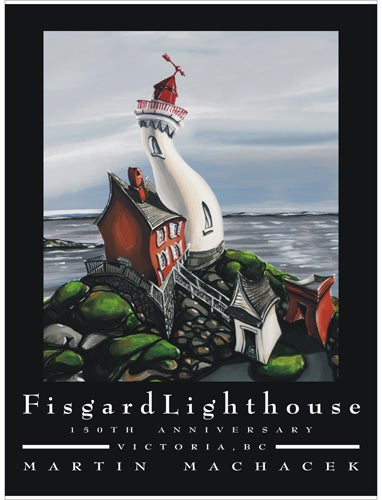 Image of Fisgard Lighthouse 150th Anniversary