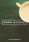 HOME + SCHOOL: SIMPLIFIED