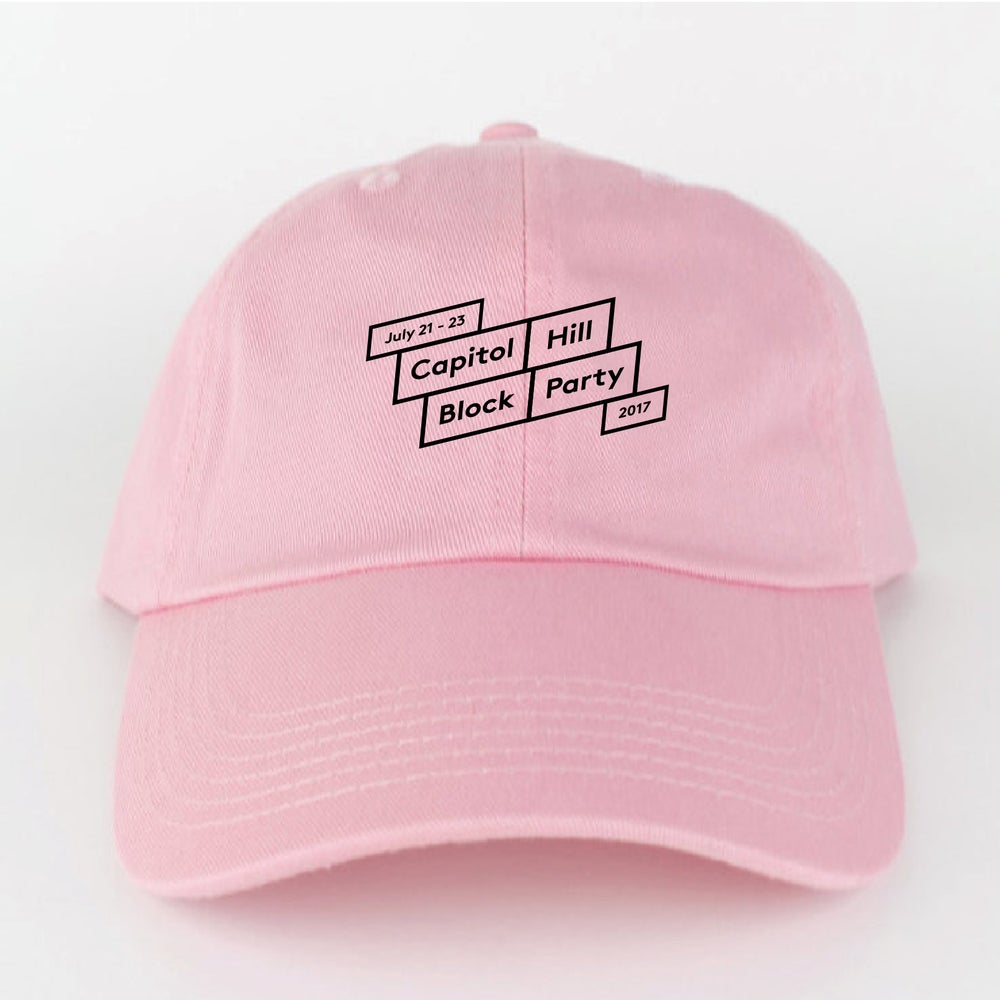 Image of Dad Hat - Pink