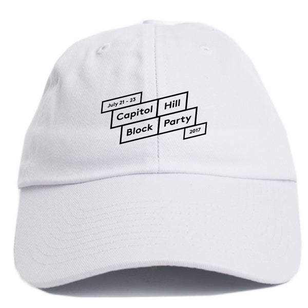 Image of Dat Hat - White