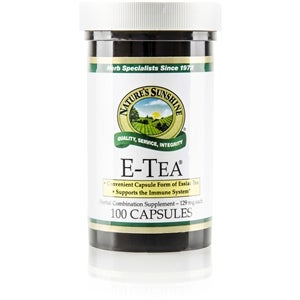 Image of E-tea 100 cps