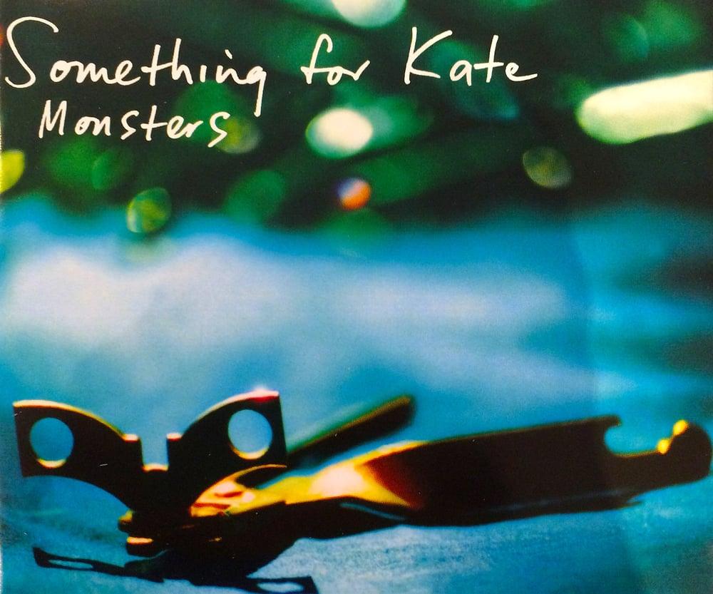 Image of Something for Kate - 'Monsters' CD single Original