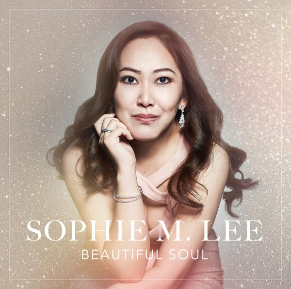 """Image of Sophie M. Lee """"Beautiful Soul CD"""""""