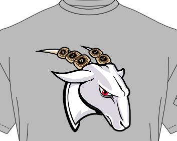 Image of GOAT - Tee Shirt