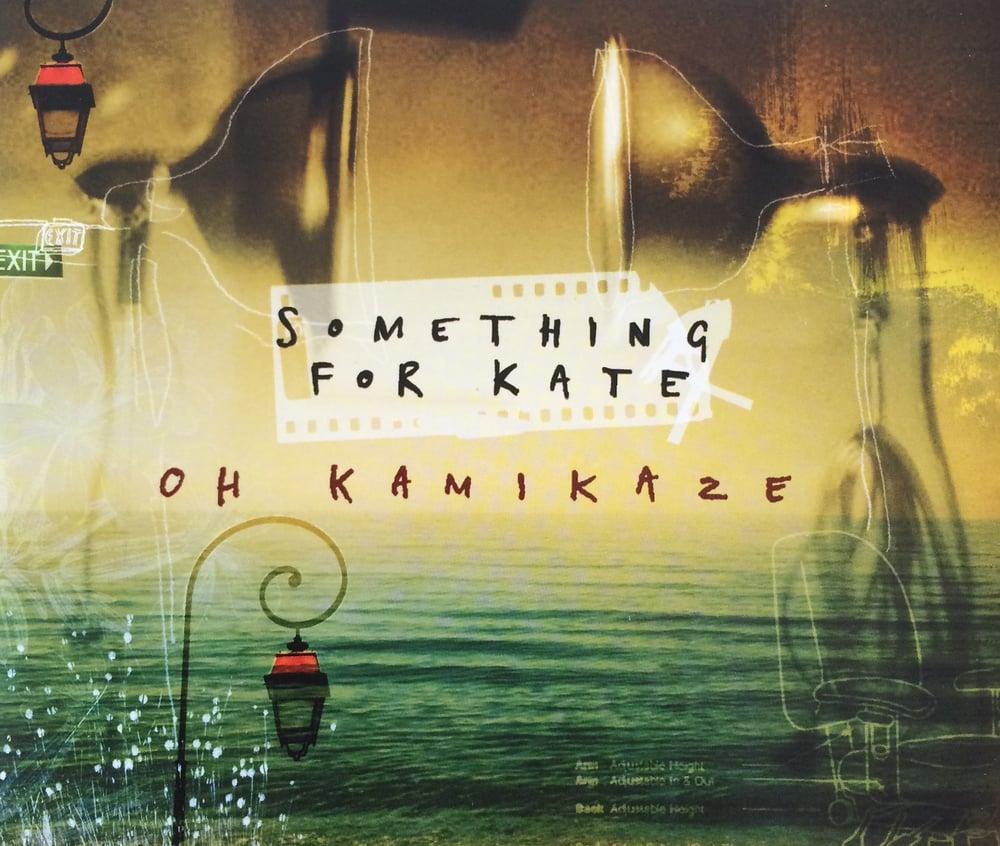 Image of Something for Kate - 'Oh Kamikaze' CD single Original