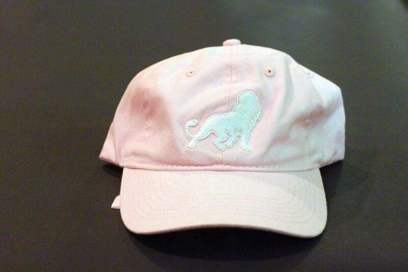 "Image of León ""Dad"" hat Light Pink/White"