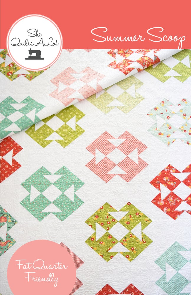 Image of Summer Scoop Paper Pattern