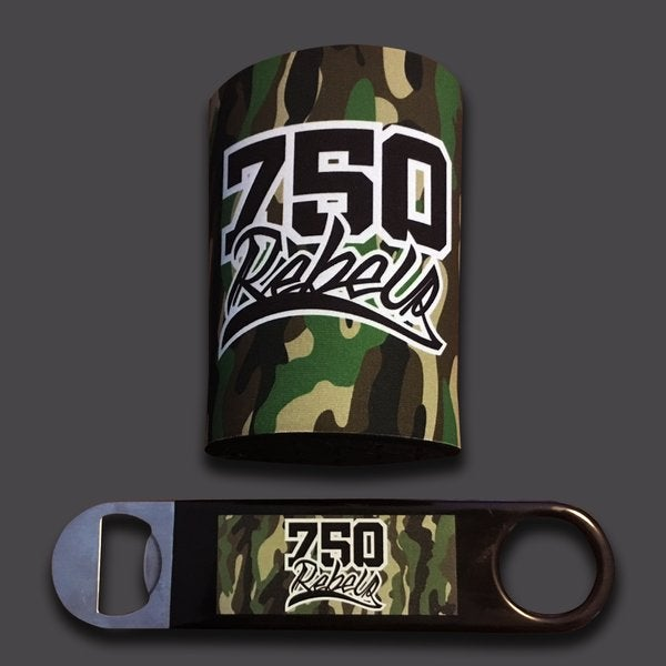 Image of 750 Rebels - Camo Bar Pack