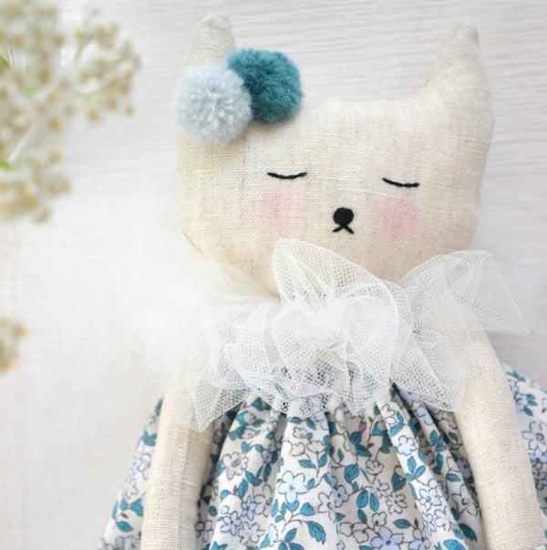 Image of n°9 Ma petite poupée de lin