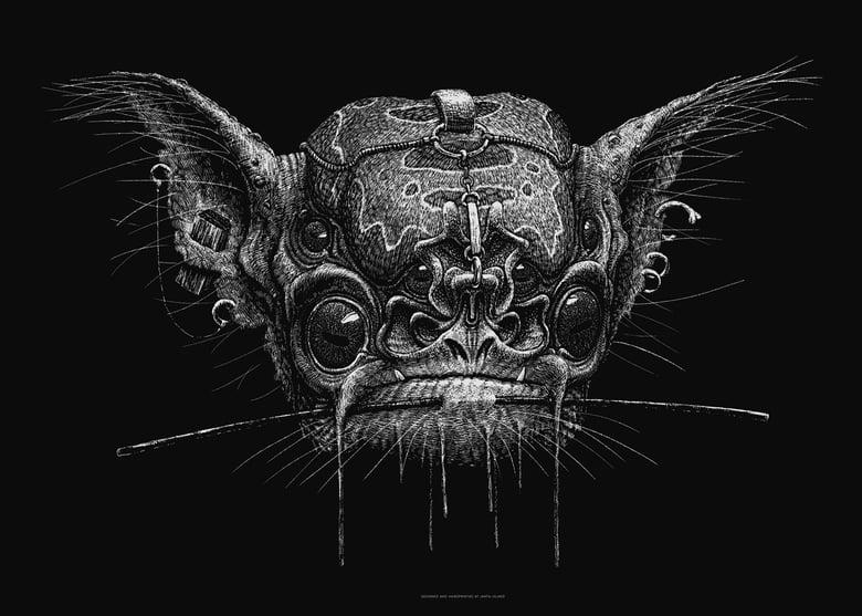 Image of »Alien« Artprint