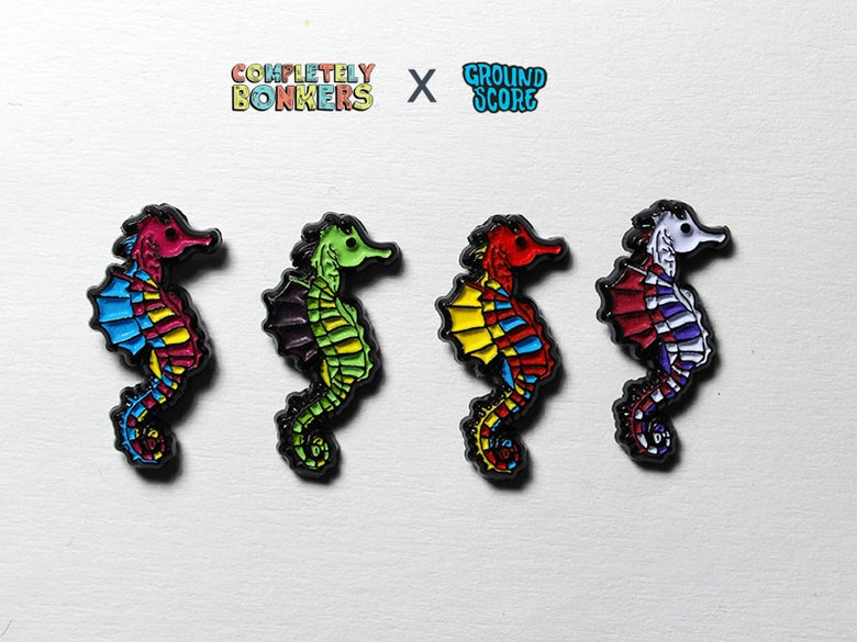 Image of Seahorses - Mini Series
