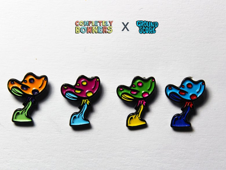 Image of Mushrooms - Mini Series