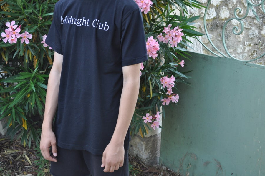 Image of Midnight Club - Black Atlas Tee