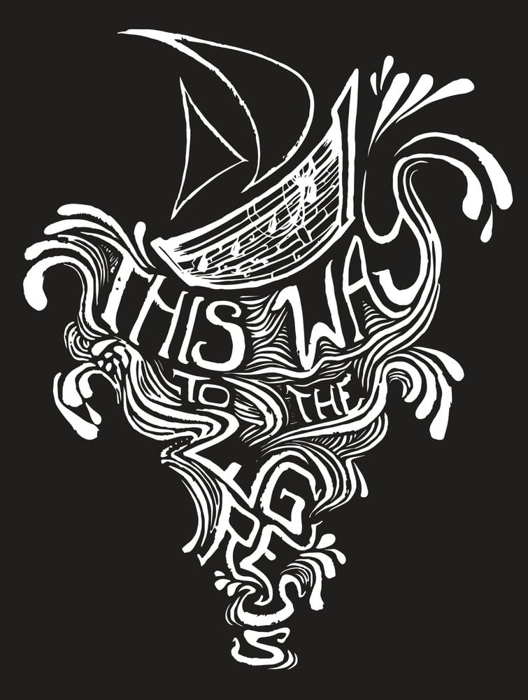 Image of T-Shirt | ONWARD!  Design