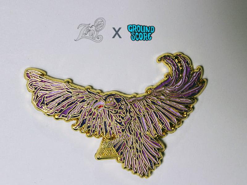 Image of Z&P - Raven Pin