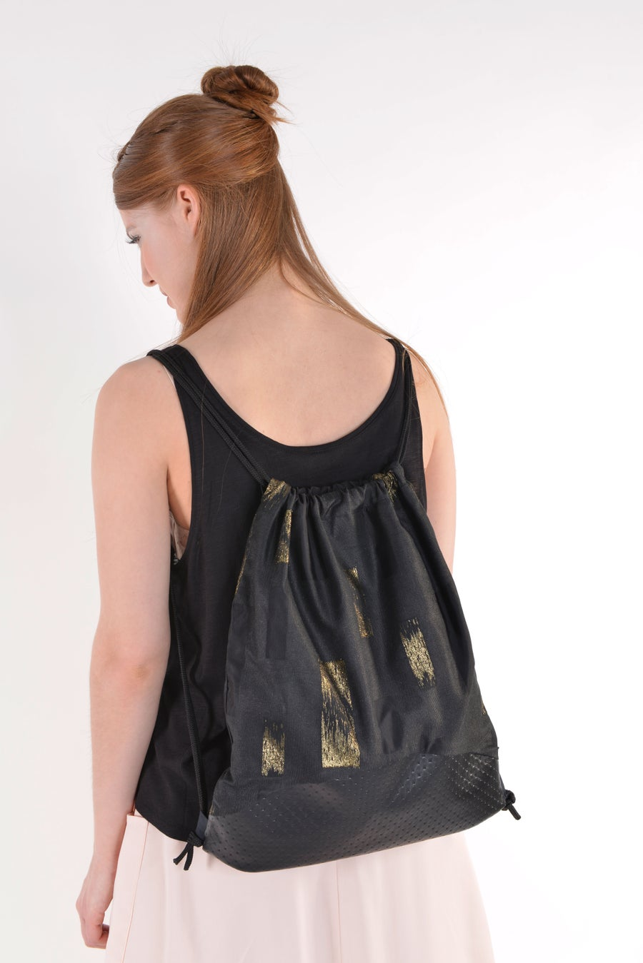 Image of Backpack BLACK-GOLD