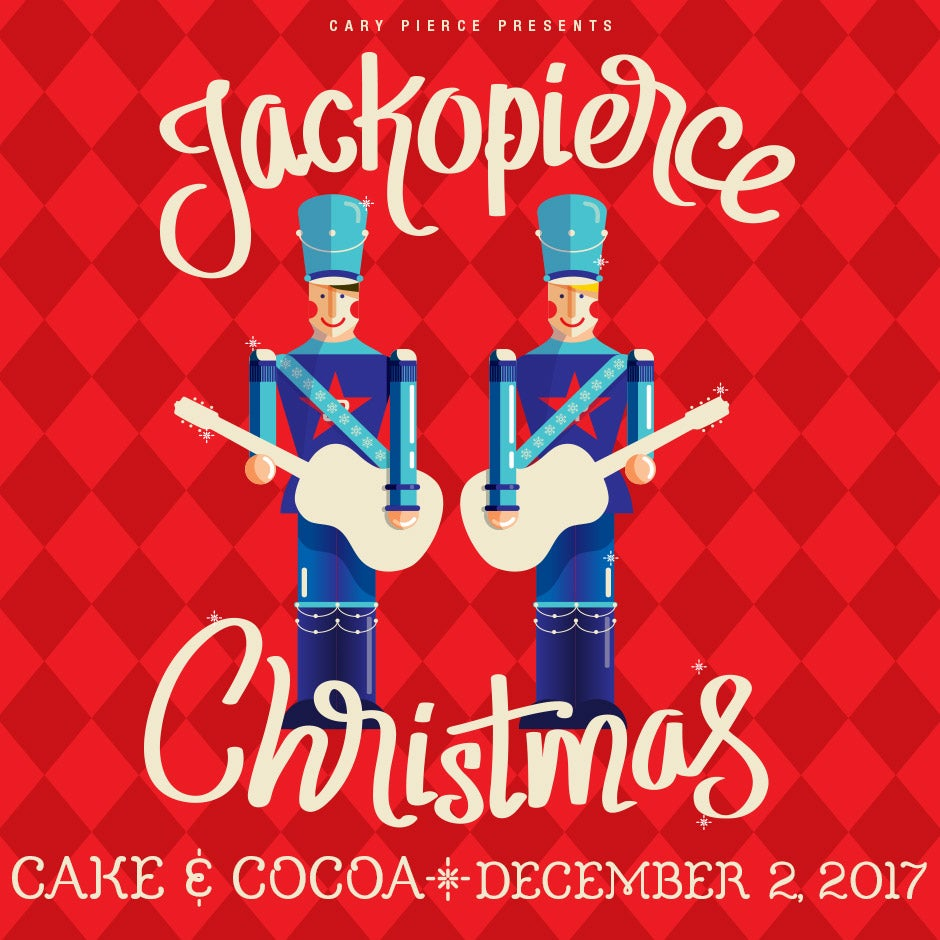 "Image of Jackopierce Christmas - Onstage VIP ""After-Show Cake & Cocoa"" - December 2, 2017"