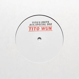 """Image of Tito Wun - Tito's Edits - 12"""" (AVA.)"""
