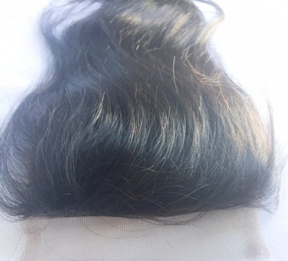 Image of Beyond Straight Swiss Lace Closure