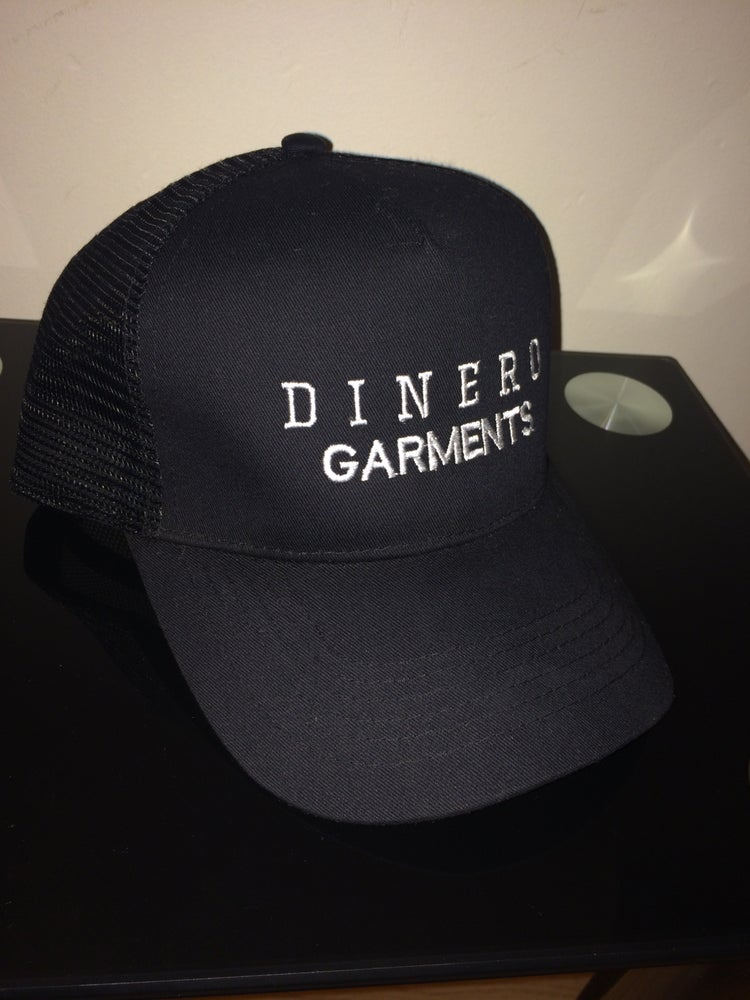 Image of Dinero Trucker - Black
