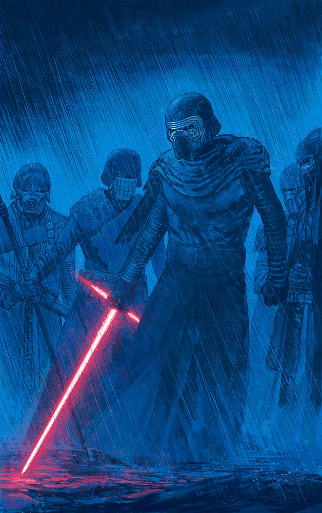 Image of The Knights of Ren-Giclée Print
