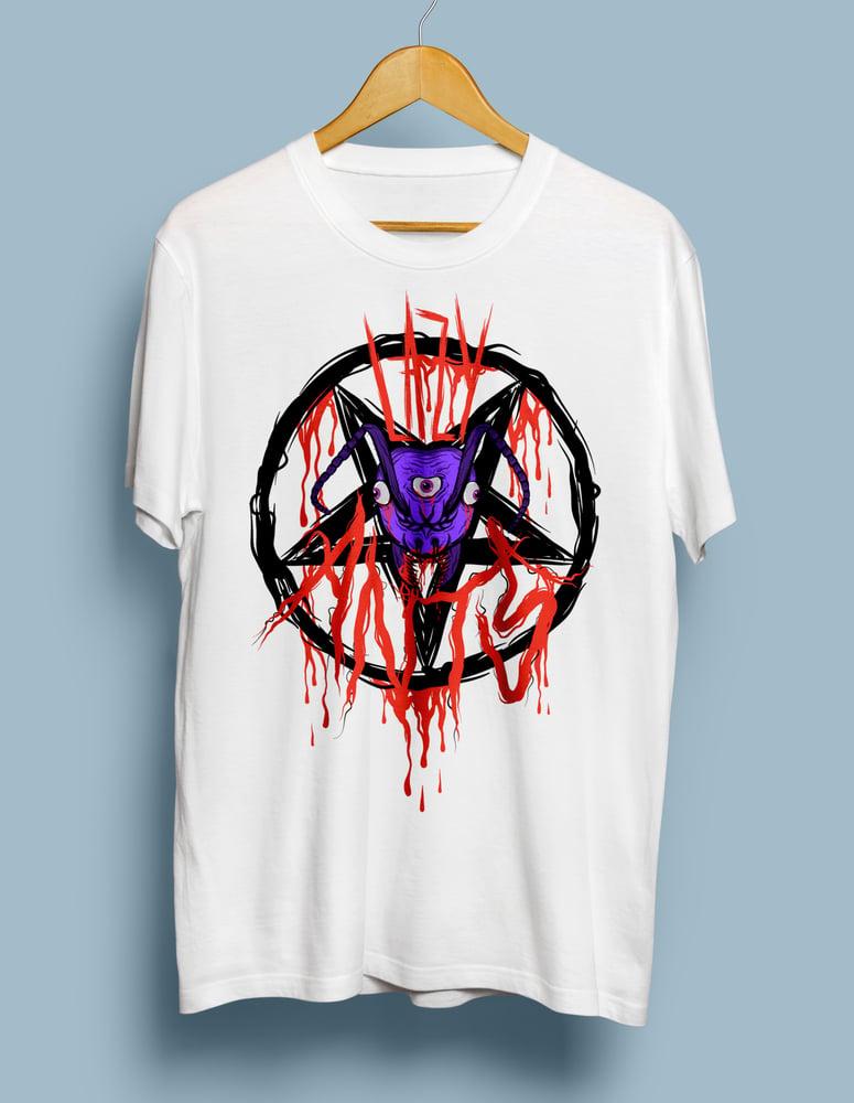 Image of Lazy Ants White T-Shirt
