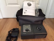 Image of Respironics System One 560P Auto adjusting CPAP with H5i Heated Humidifier,SmartCard