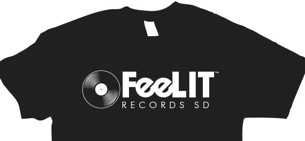 Image of FeeLit Records SD T-Shirt