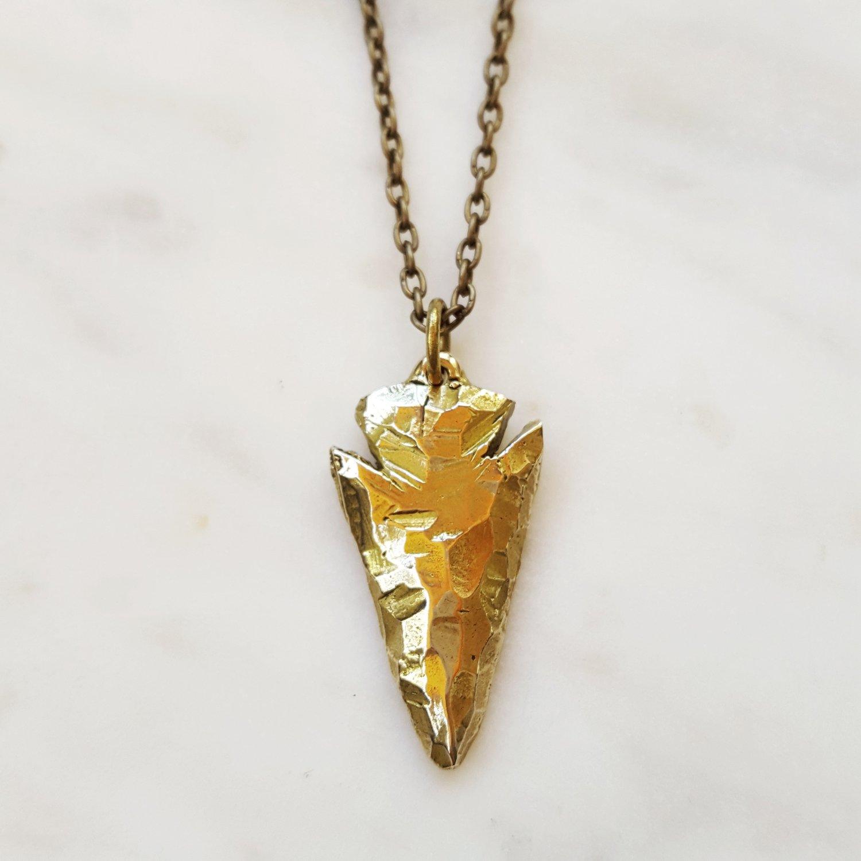 Image of Arrowhead Necklace