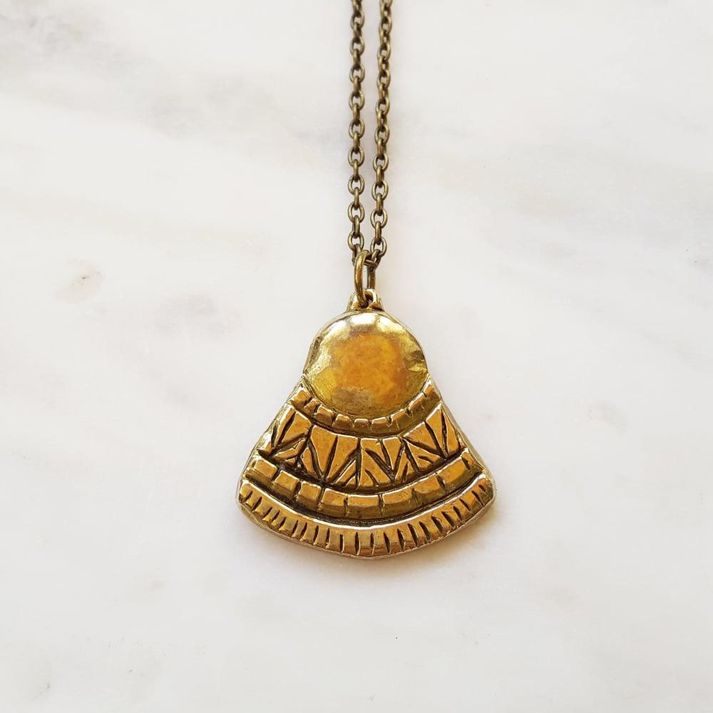 Image of Sunbeam Necklace