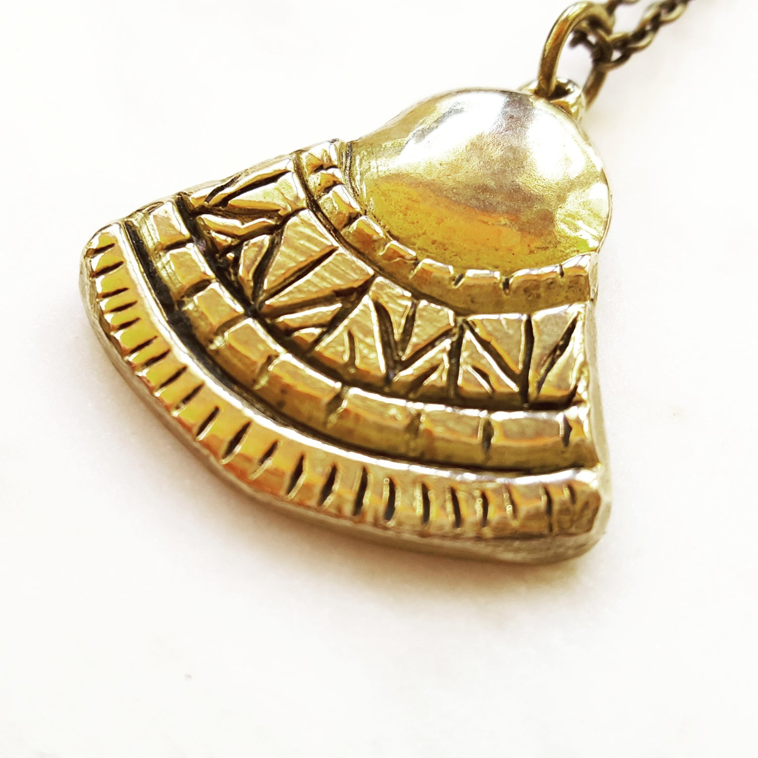 Image of Sunbeam Necklace
