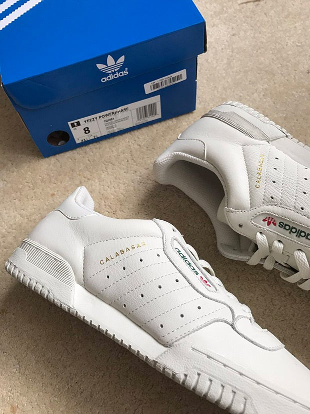 Image of YEEZY POWERPHASE Adidas