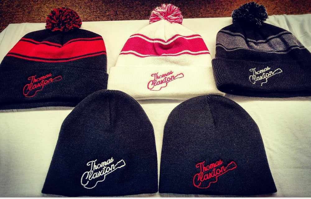 Image of T Clax Skullies & Hats