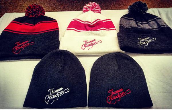 Image of T Clax Skullies & Hats