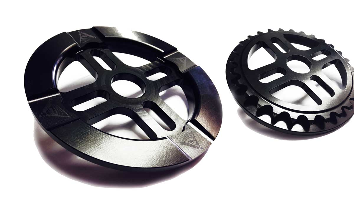 "Image of Stereo Bikes ""Guardian"" Sprocket"
