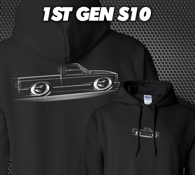 Image of '82-'93 S10 T-Shirts Hoodies Banners