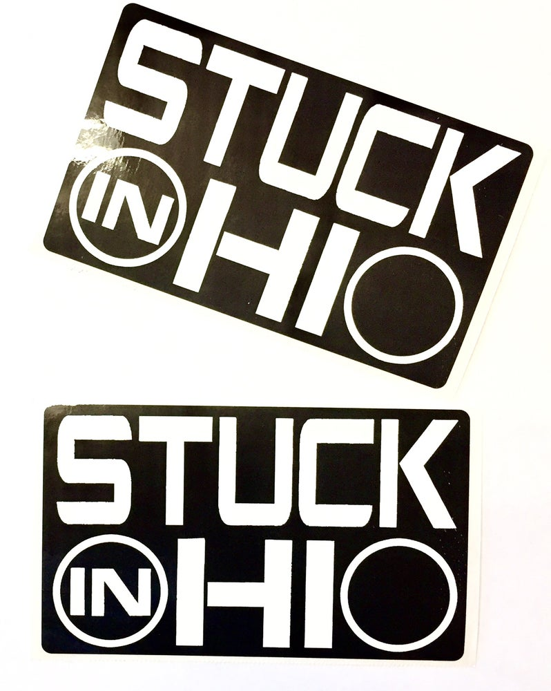 Image of Pair of Stickers