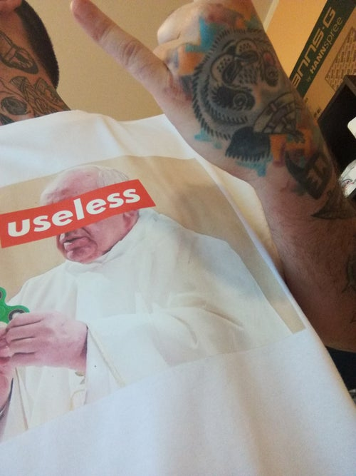 "Image of ""THE USELESS"" (restock in limited edition)"