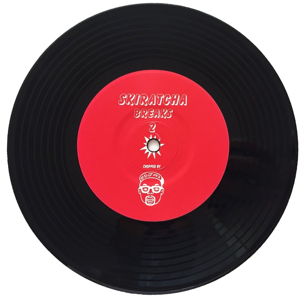 "Image of A1 - SKIRATCHA BREAKS 2 (7"" Scratch Record)"