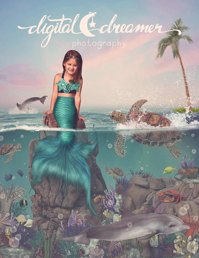 Image of Mermaid Dreamer Session