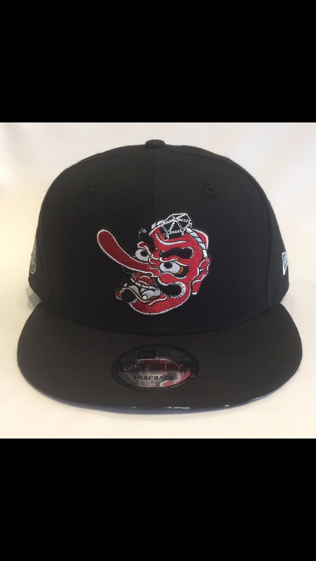Image of NEW ERA TENGU 9FIFTY SNAP BACK CAP