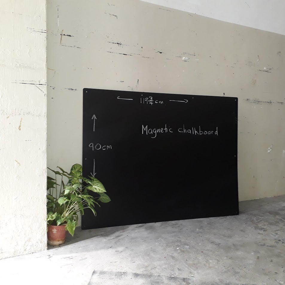 Big Magnetic Chalkboard