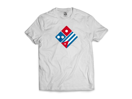 Image of Cuban Dominos T-Shirt (PRE-ORDER ONLY!)