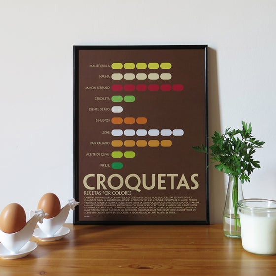 Image of CROQUETAS