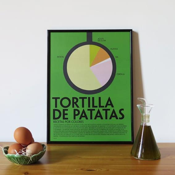 Image of TORTILLA DE PATATAS