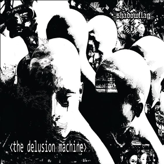 Image of Shadowflag - The Delusion Machine Digipak