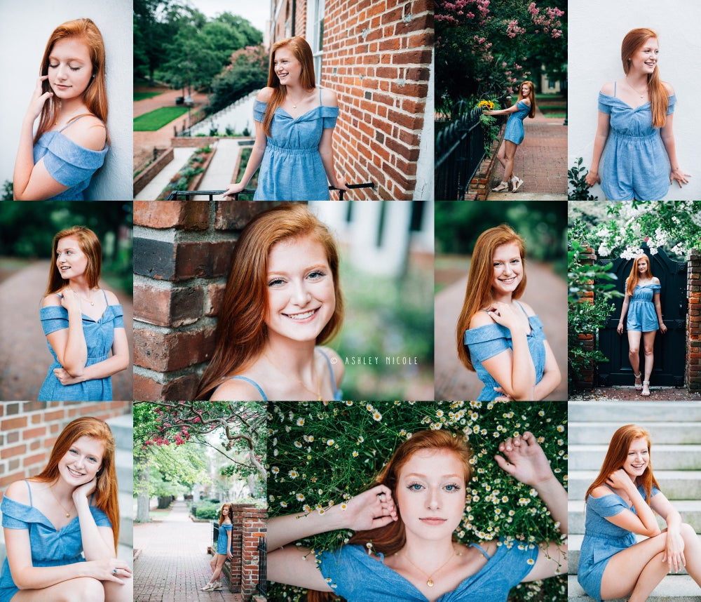 Image of Senior Portrait Mini Sessions
