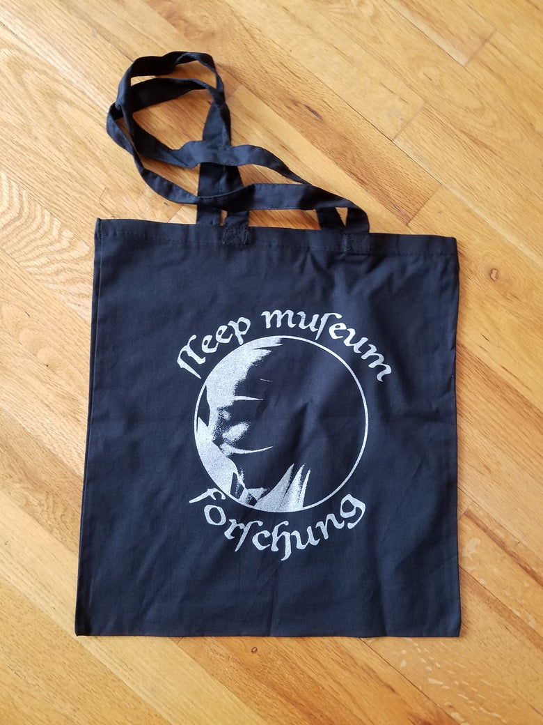 "Image of Sleep Museum ""Forschung"" Tote Bag"